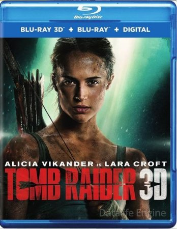 Tomb Raider - 3D Full HD 2018 1080p