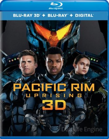 Pacific Rim Uprising - 3D Full HD 2018 1080p