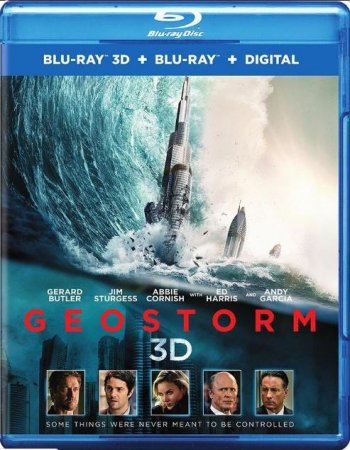 Geostorm - 3D Full HD 2017 1080p