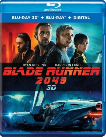 Blade Runner 2049 - 3D Full HD 2017 1080p