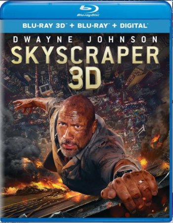 Skyscraper 3D Full HD 2018 1080p