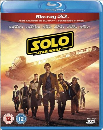 Solo: A Star Wars Story 3D Full HD 2018 1080p