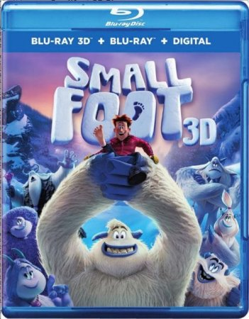 Smallfoot 3D Full HD 2018 1080p