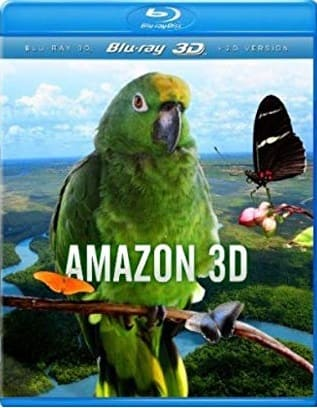 Fascination Amazon 3D Full HD 2012 1080p