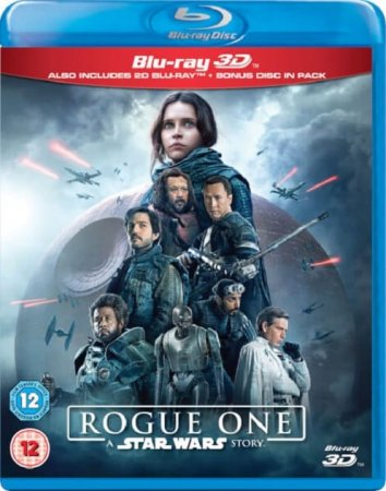 Rogue One: A Star Wars Story 3D Full HD 2016 1080p