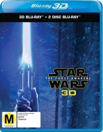 Star Wars Episode VII The Force Awakens 3D Full HD 2015 1080p