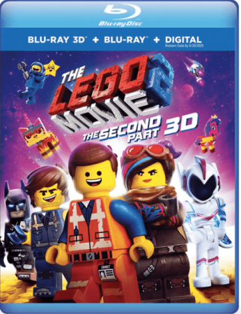 The Lego Movie 2 The Second Part 3D Full HD 2019 1080p