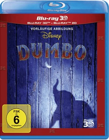 Dumbo 3D Full HD 2019 1080p