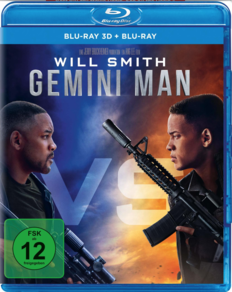 Gemini Man 3D Full HD 2019 1080p