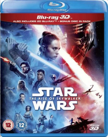 Star Wars Episode IX The Rise of Skywalker 3D Full HD 2019 1080p