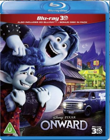 Onward 3D Full HD 2020 1080p