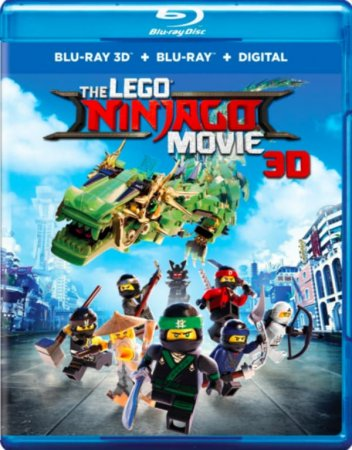 The Lego Ninjago Movie 3D Full HD 2017 1080p
