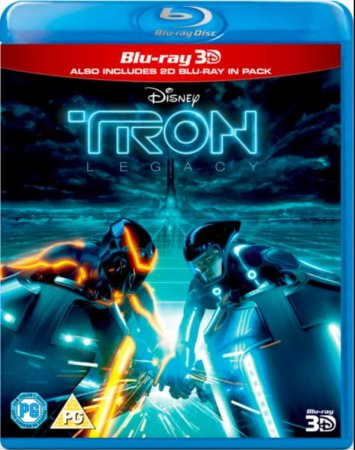 TRON: Legacy 3D Full HD 2010 1080p