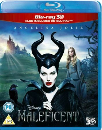 Maleficent 3D Full HD 2014 1080p
