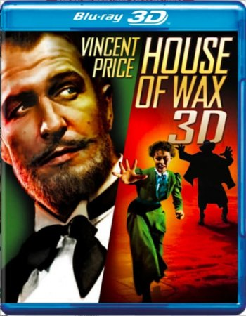 House of Wax 3D Full HD 1953 1080p