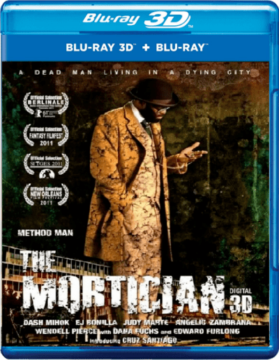 The Mortician 3D Blu Ray 2011